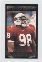 Phoenix Cardinals Defensive Team (Eric Swann)