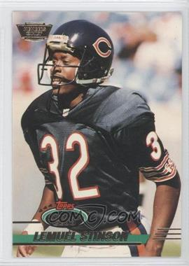 1993 Topps Stadium Club Members Only #367 - Lemuel Stinson