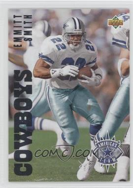 1993 Upper Deck America's Team #AT7 - Emmitt Smith