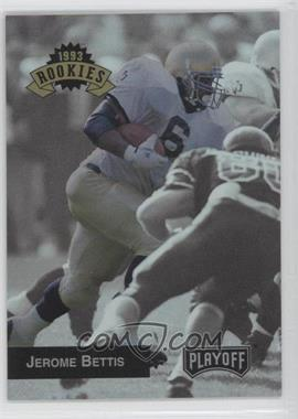 1993 playoff #294 - Jerome Bettis