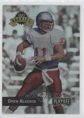 1993 playoff #295 - Drew Bledsoe