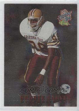 1994 Classic NFL Draft - Draft Stars #3 - Shante Carver