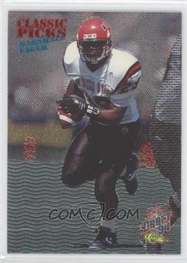 1994 Classic NFL Draft Classic Picks LP #LP5 - Marshall Faulk /20000