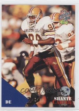 1994 Classic NFL Draft #7 - Shante Carver