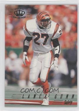 1994 Pacific Crown Collection - [Base] #407 - Lance Gunn