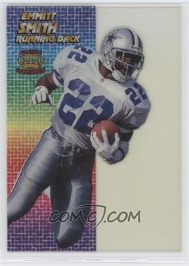 1994 Pacific Crown Collection - Crystalline Collection #1 - Emmitt Smith