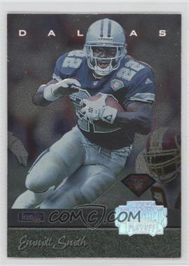 1994 Playoff Contenders - Back-to-Back #4 - Emmitt Smith, Barry Sanders