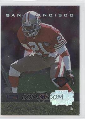 1994 Playoff Contenders [???] #16 - Andre Rison, Deion Sanders