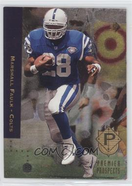 1994 SP #3 - Marshall Faulk