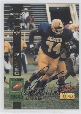 1994 Signature Rookies Bonus Signature #ROED - Ronald Edwards /7750