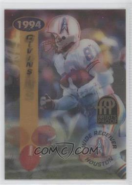 1994 Sportflics 2000 Artist's Proof #107 - Ernest Givins