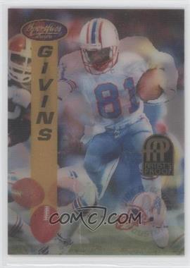 1994 Sportflics 2000 Artist's Proof #107 - Ernest Givins