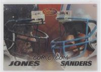 Ed Jones, Barry Sanders