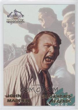 1994 Ted Williams Card Company Roger Staubach's NFL Football #68 - John Madden
