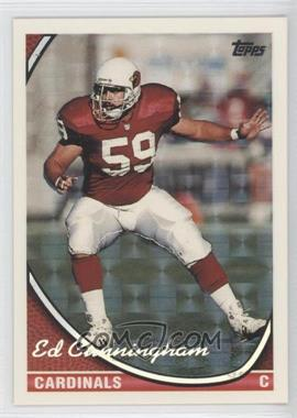 1994 Topps - [Base] - Special Effects #484 - Ed Cunningham