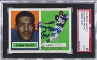 Lenny Moore [SGC AUTHENTIC AUTO]