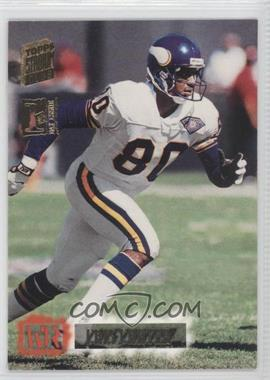 1994 Topps Stadium Club 1st Day Issue #594 - Cris Carter