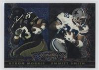 Emmitt Smith, Byron Morris