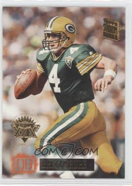 1994 Topps Stadium Club Super Bowl XXIX #536 - Brett Favre