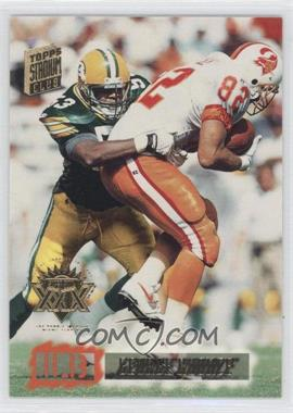 1994 Topps Stadium Club Super Teams Winners Super Bowl XXIX #47 - George Koonce