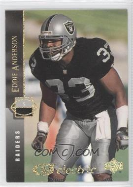 1994 Upper Deck - [Base] - Electric Gold #111 - Eddie Anderson