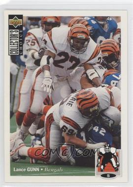 1994 Upper Deck Collector's Choice - [Base] #265 - Lance Gunn