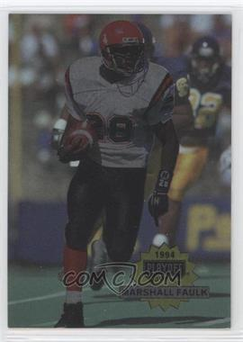 1994 playoff #304 - Marshall Faulk