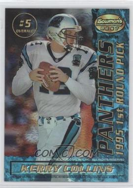 1995 Bowman's Best [???] #5 - Trev Alberts, Kerry Collins