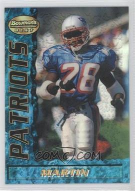 1995 Bowman's Best [???] #74 - Curtis Martin