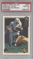 Marshall Faulk (Super Bowl Stamp) [PSA10]