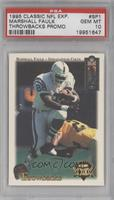 Marshall Faulk (Super Bowl Stamp) [PSA 10]