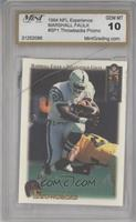 Marshall Faulk (No Stamp) [ENCASED]
