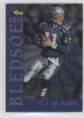 1995 Classic Pro Line 5000 #2 - Drew Bledsoe /5000