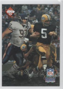 1995 Collector's Edge [???] #1 - Paul Hornung, Chris Zorich /2500