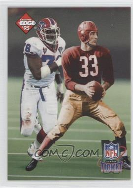 1995 Collector's Edge [???] #4 - Bruce Smith /2500