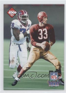 1995 Collector's Edge Sunday Ticket Time Warp #4 - Bruce Smith /10000