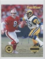 Jack Youngblood, Steve Young (Jack Youngblood Autograph) /5000