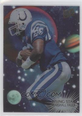 1995 Fleer Ultra [???] #5 - Marshall Faulk