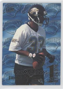 1995 Fleer Ultra First Rounder #17 - James Stewart