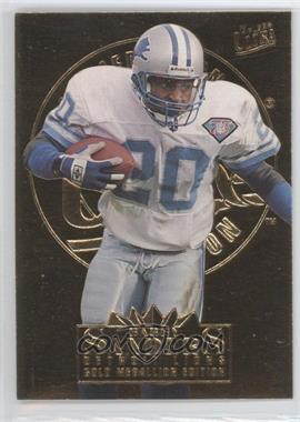 1995 Fleer Ultra Gold Medallion #107 - Barry Sanders