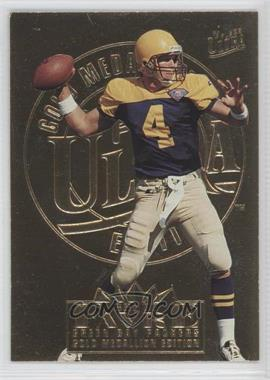 1995 Fleer Ultra Gold Medallion #112 - Brett Favre