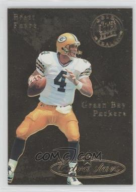 1995 Fleer Ultra Gold Medallion #490 - Brett Favre