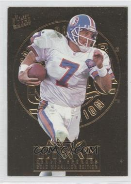 1995 Fleer Ultra Gold Medallion #91 - John Elway