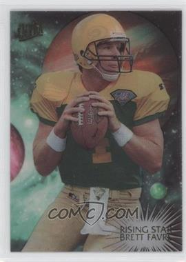 1995 Fleer Ultra Rising Star #6 - Brett Favre