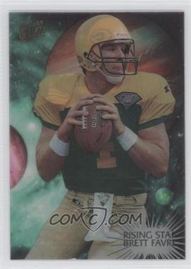 1995 Fleer Ultra Rising Star #6 - Brett Favre