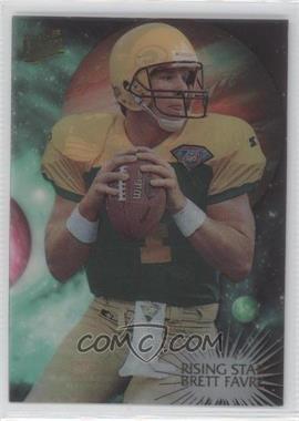 1995 Fleer Ultra Rising Star #N/A - Brett Favre