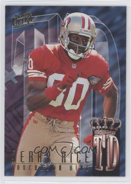 1995 Fleer Ultra Touchdown Kings #6 - Jerry Rice