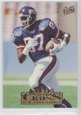 1995 Fleer Ultra #224 - Howard Cross