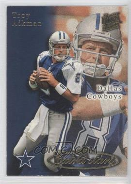 1995 Fleer Ultra #483 - Troy Aikman