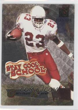 1995 NFL Players Party (Stay Cool in School) #GAHE - Garrison Hearst Fleer Metal